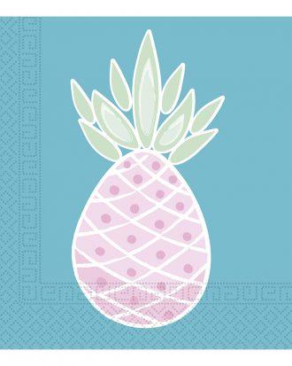 Servetter Ananas - 20-pack