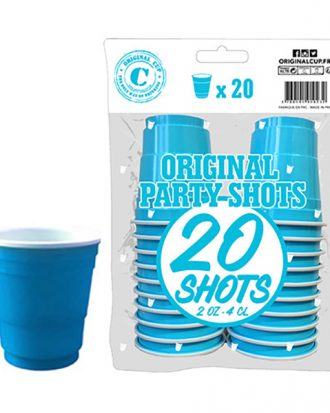 Shotglas Turkos - 20-pack