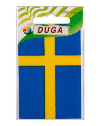 Självhäftande Tygmärke Sverige