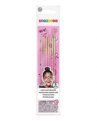 Snazaroo Ansiktspenselset Fun Brush - Blå