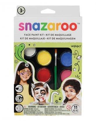 Ansiktsfärgkit Snazaroo Barn