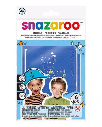 Snazaroo Sminkstenciler - Fairytale