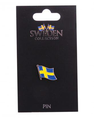 Souvenir Pin Svenska Flaggan