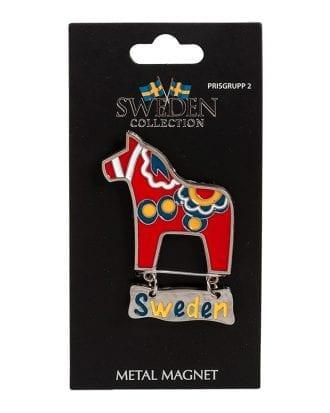 Souvenir Sweden Dalahäst Magnet
