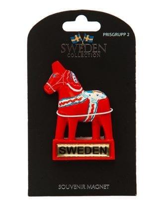 Souvenir Sweden Magnet Dalahäst