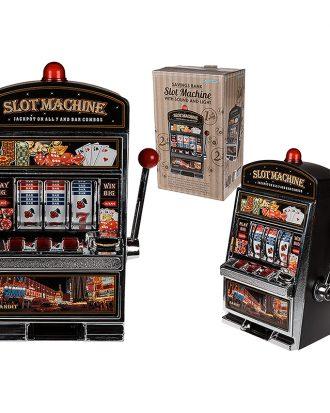 Spelautomat Sparbössa med Ljud