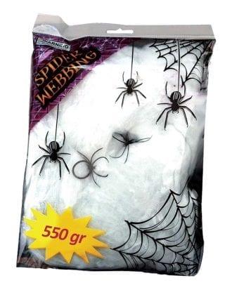 Spindelnät i Påse - 500 gram