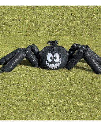 Spindelpåse Halloween Dekoration