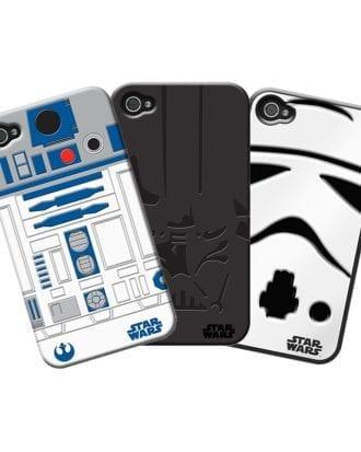Star Wars iPhone 4 Skal - Stromtrooper