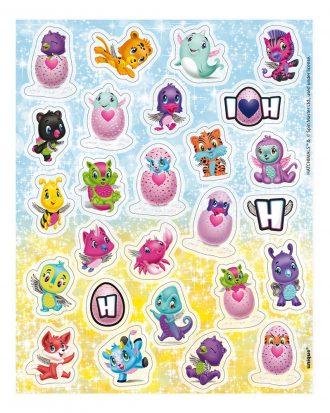 Stickers Hatchimals