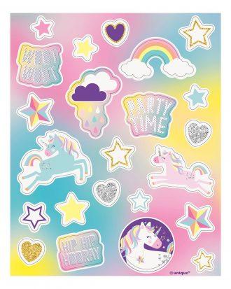 Stickers Unicorn