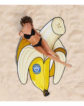 Strandhandduk Banan