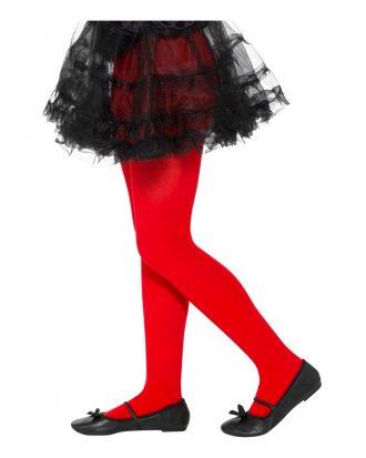 Strumpbyxor Röd för Barn - One size