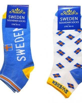 Strumpor Sweden - 2-pack (2 par)