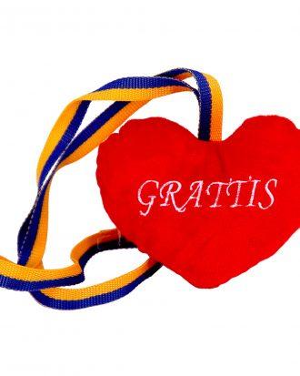 Studenthjärta Grattis