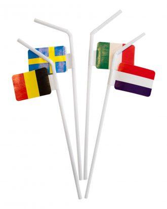 Sugrör Europa - 10-pack