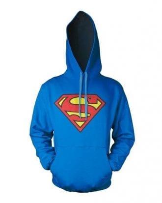 Superman Hoodie - XX-Large