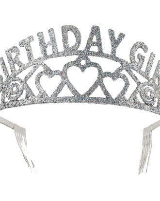 Tiara Birthday Girl - One size