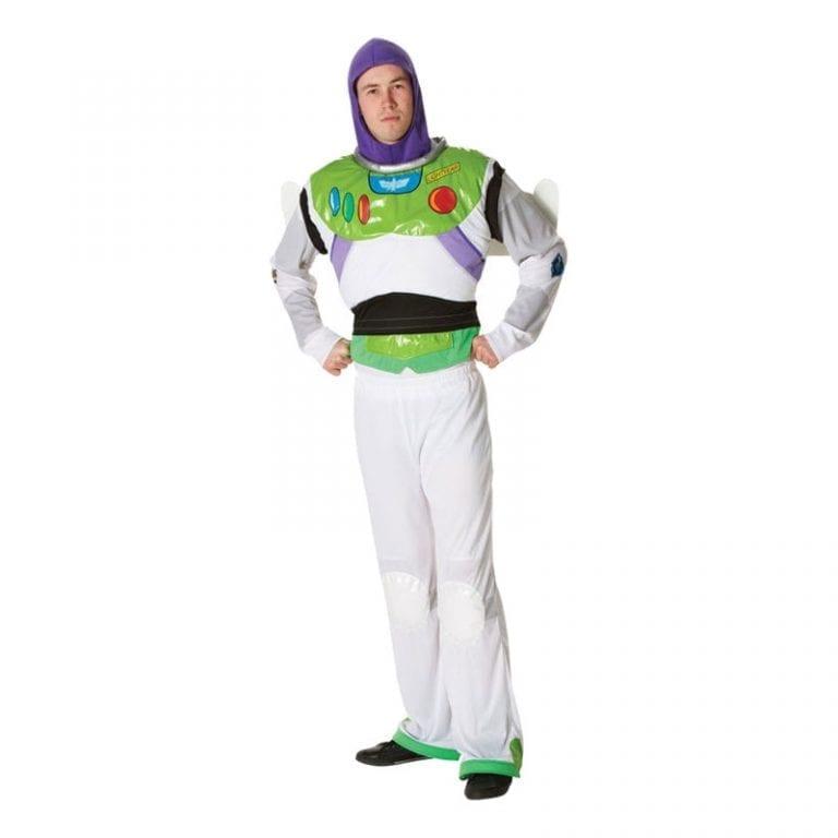 Buzz Lightyear Maskeraddräkt - X-Large
