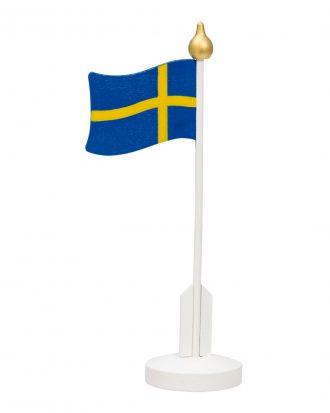 Träflagga Sverige