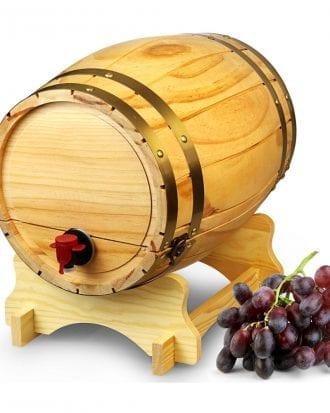 Trätunna för Vin - 10 liter