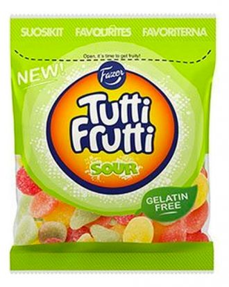 Tutti Frutti Sour - 120 gram