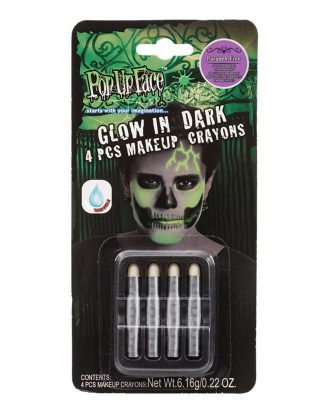 UV Sminkkritor - 4-pack