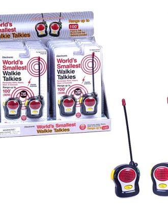 Världens Minsta Walkie-talkie