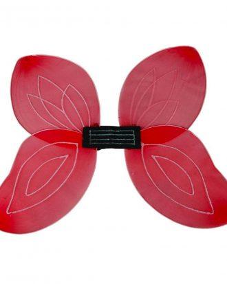 Fjärilsvingar Röda