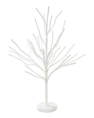 Dekorationsträd Vit