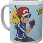 Pokemon - Ash Light Blue Mug