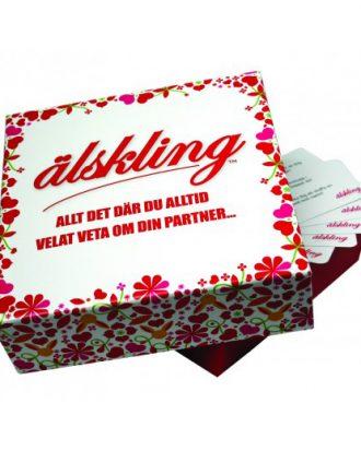 Älskling Sällskapsspel