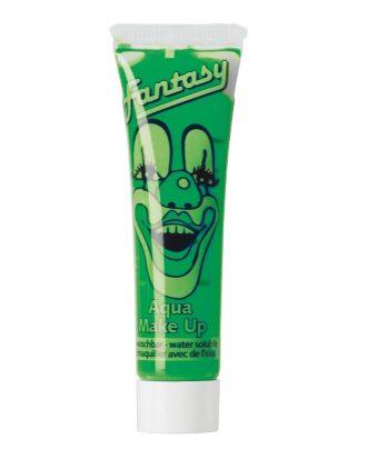 Ansiktsfärg Grön