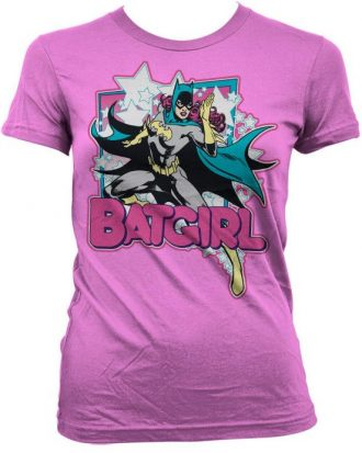 Batgirl Girly T-Shirt