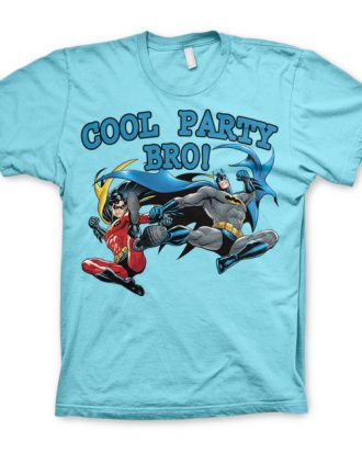 Batman - Cool Party Bro! T-Shirt
