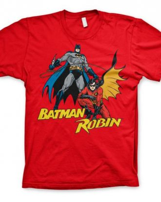 Batman & Robin T-Shirt