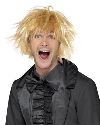 90-tals Peruk Ruffsig Blond