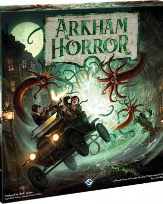 Arkham Horror 3rd. Edition