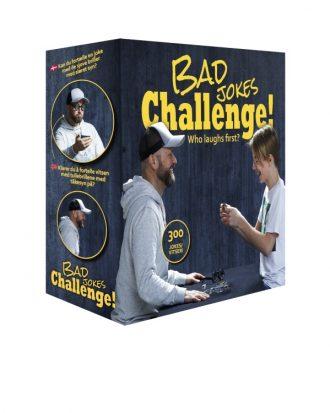 Bad Jokes Challenge