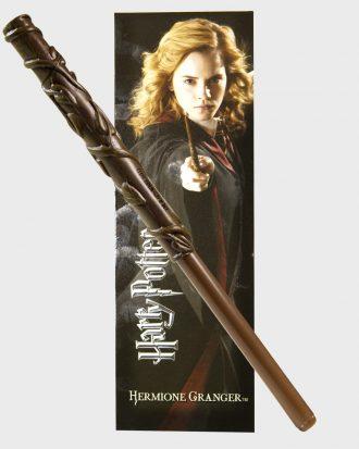 Harry Potter - Hermiones Wand Penna & Bokmärke