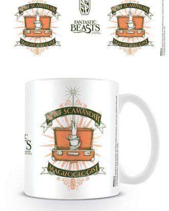 Fantastic Beasts Mugg Magizoologist