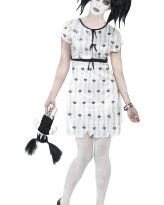 Abby Klänning Maskeraddräkt