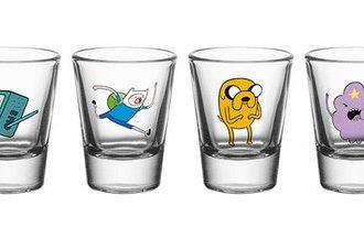 Adventure Time Shotglas